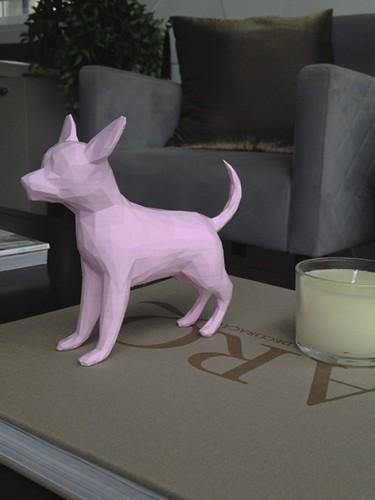 Chiuaua - Dog Geométrico