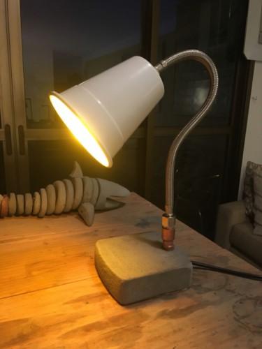 Luminária flexível