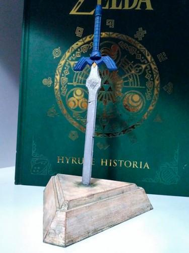 Master Sword - Zelda Nintendo