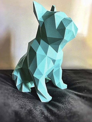 Bulldog 3D