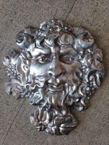 Busto Bacco (Dionisio) -Deus do vinho