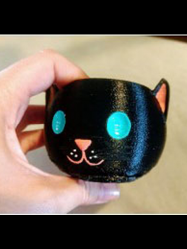 Vaso gatinho