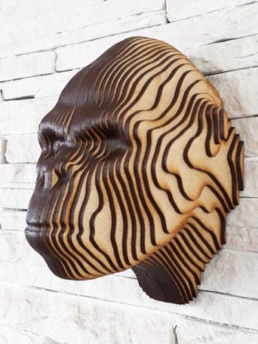 Escultura Gorila