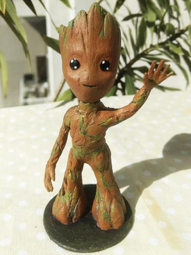 Baby Groot - bonequinho