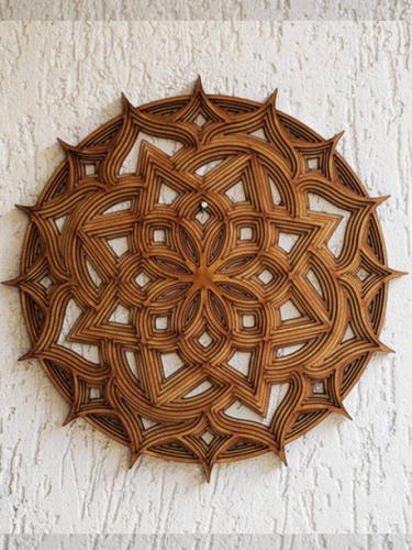 Mandala Tururin - Cru