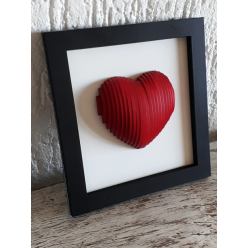 Quadro Mini Coração