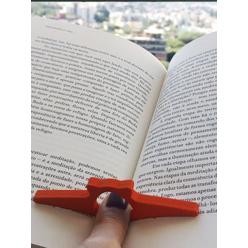 Segura-livro - Auxílio para leitura