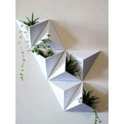 Escultura Vasos Delta