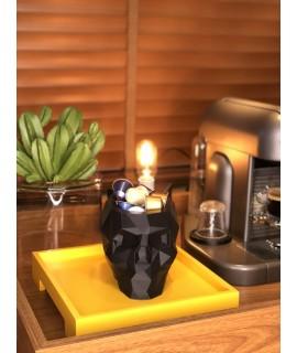 Skull 3D - Vaso