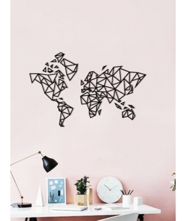 Mapa Mundi 2D