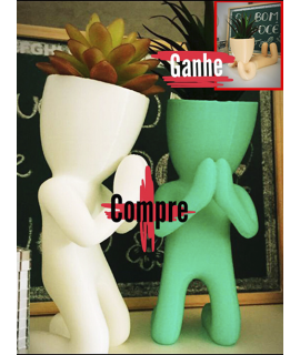 Promoção - Vaso bonequinho Rezando