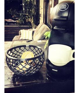 Porta capsulas de café