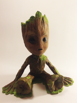 Baby Groot - Guardiões da Galaxia